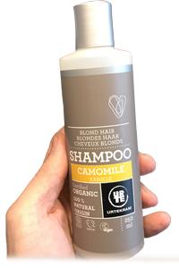 Fotografie šamponu