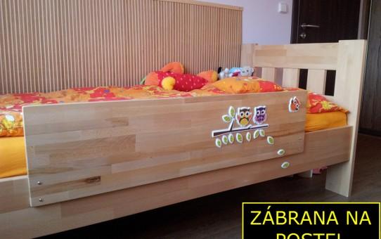 Zábrana na postel