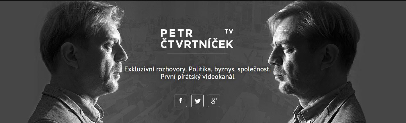 Petr Čtvrtníček TV | Zábava