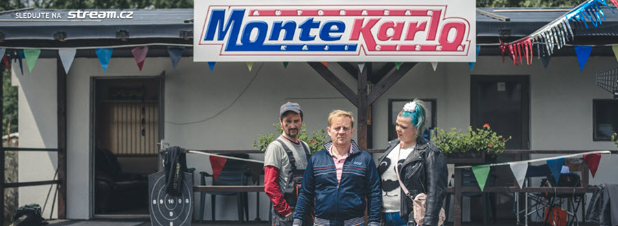 Autobazar Monte Carlo   Petr Čtvrtníček   Zábava