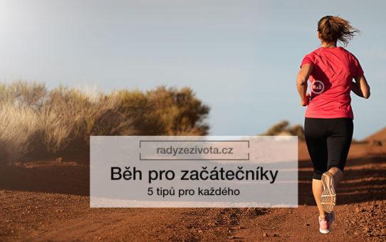 Fotografie ženy běžící v přírodě | Běh pro začátečníky | 5 tipů pro každého | Sport | Zdraví | Rady ze života, zdroj: shutterstock