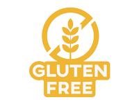 Logo Gluten free s přeškrtnutým klasem ječmene signalizující kategorii Bezlepkové recepty