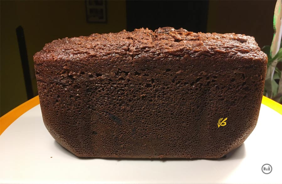Celý bezlepkový perník   Bezlepkový perník z domácí pekárny   Bezlepkové recepty   35. recept