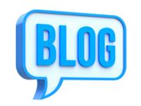 """fotografie s komentářem """"blog"""" signalizující kategorii Blog"""