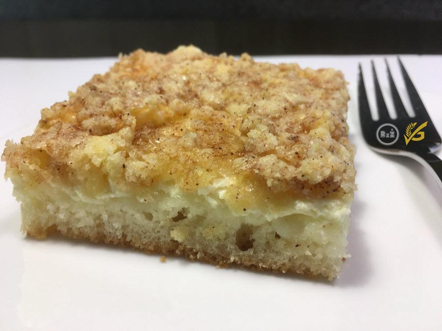 Bezlepkový koláč s drobenkou bez kynutí | Bezlepkové recepty Rady ze života