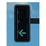 Zelená šipka na semaforu?   Absolutní přednost nebo ne?   3 základní druhy