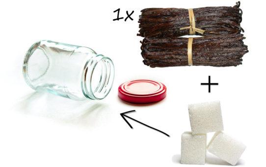 Vanilkový cukr   Udělej si sám   Bezlepkové recepty