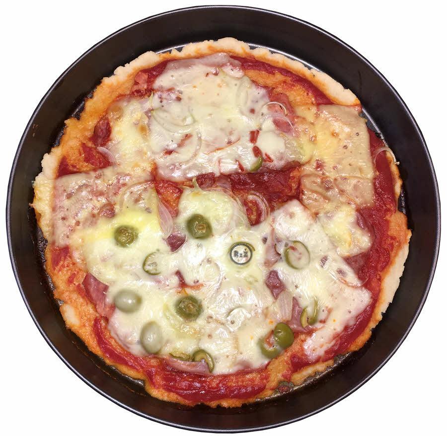 Bezlepková pizza | Bezlepkové recepty