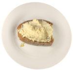Bezlepková česneková pomazánka | 41. recept