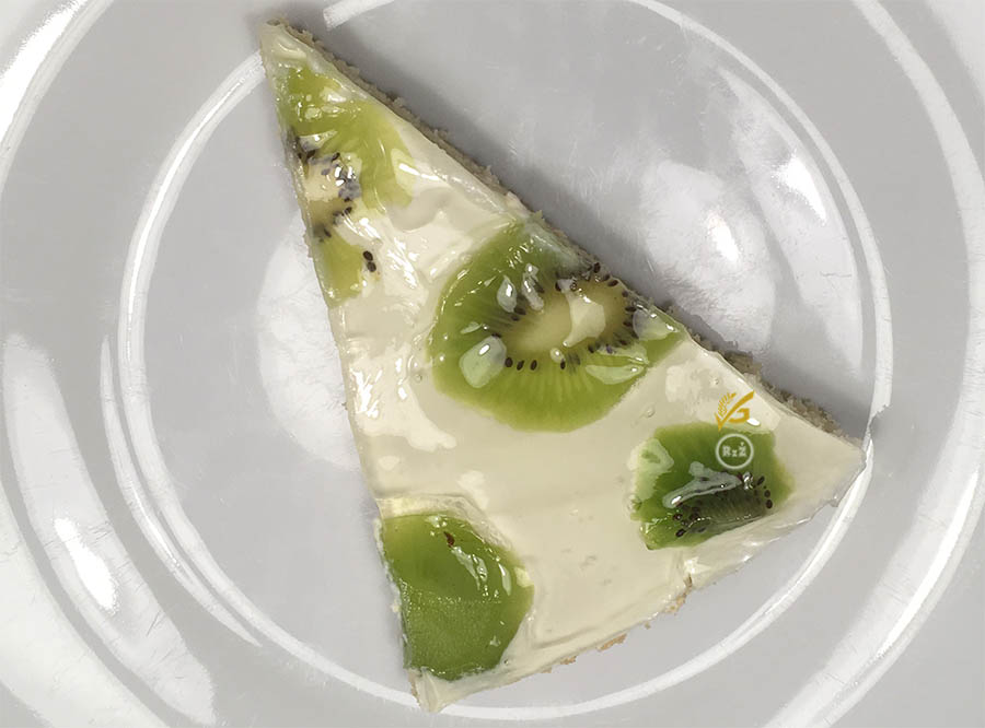 Bezlepkové kiwi řezy | Dezert | Bezlepkové recepty | 31. recept