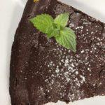 Bezlepkový čokoládový dort | 33. recept | Rady ze života