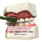 Jak nejlépe čistit zuby | Bassova metoda✅ | Zdravé zuby | Ověřeno Rady ze života
