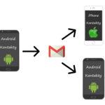 Jak zkopírovat kontakty z Androida do iPhone/Androida   Mobil   Telefon