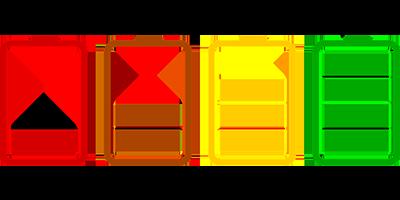 Indikátor stavu baterie | Důvěřujte kontrolkám svého těla | Zdroj: Pixabay | článek Bolest zad | Zdraví | Server: Rady ze života