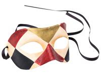 Fotografie masky signalizující kategorii Kultura