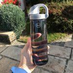 Láhev na vodu | Těsní | Nepustí ani kapku | Šoptip | Rady ze života