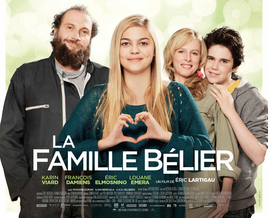 Rodinka Belierových [La Famille Beliér]   Filmové tipy
