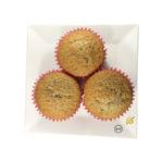 Bezlepkové muffiny s čokoládou | Bezlepkové recepty | 40. recept