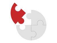 fotografie puzzle jemuž chybí jeden červeně zobrazený dílek, jehož znázornění signalizuje Kategorii Ostatní