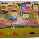 Barvy hrou | Jak naučit děti poznávat barvy? | Knihy pro děti (1-4) | 1.díl