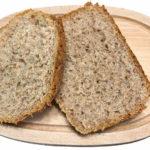 Pšenično žitný chléb z domácí pekárny | Pečivo | Domácí chléb | Jídlo