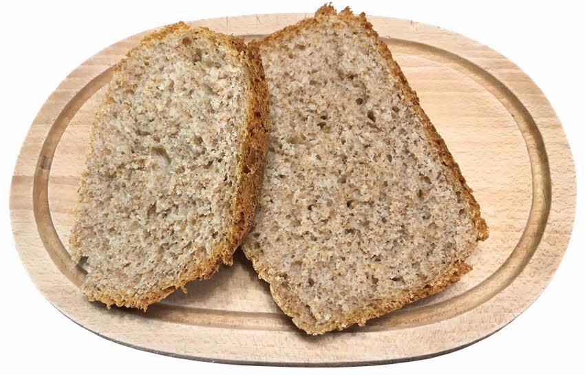 Pšenično žitný chléb z domácí pekárny | Pečivo | Domácí chléb