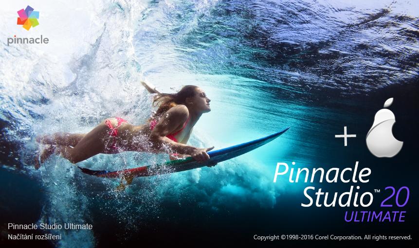 Nejde export | Pinnacle Studio Ultimate 20 | Střih videa | Software
