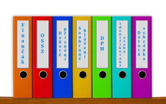 šanony povinností OSVČ | Povinnosti OSVČ | Daňové přiznání (FÚ) | Přehled pro OSSZ | Podnikatel
