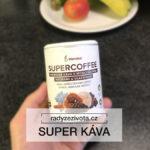 Instantní káva s houbami a vlákninou – SUPERCOFFEE | Recenze | Šoptip