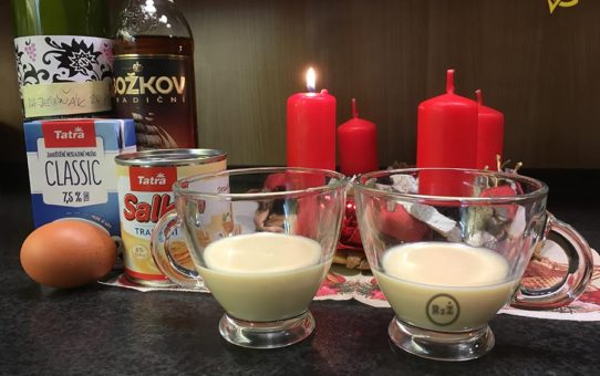 Domácí vaječný likér | Vaječňák | Rodinný recept | Udělej si sám | Pití