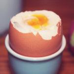 Vajíčko na měkko | Recept dopodrobna s přesným časem varu
