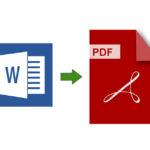 Jak vytvořit PDF soubor z Wordu? | Formát .pdf | Jednoduše | Software