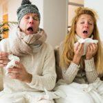 Zadní rýma   Příčina respiračních onemocnění   Zdraví   Rýma – 2.díl