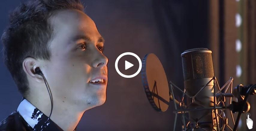 Petr Lexa v show Jana Krause 30.03.2016 a píseň Celibát | Hudební videoklipy