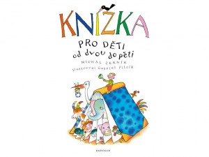 Knížka pro děti od 2 do 5 | Michal Černík