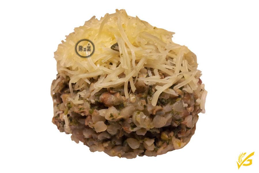 Pohankové rizoto se špenátem   Bezlepkové recepty