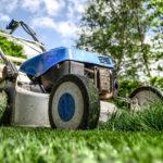 Shrabat listí a posekat trávu | Jednoduše, rychle, prakticky | Zahrada